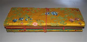 西藏罗布林卡已普查鉴定国家一级文物古籍57函