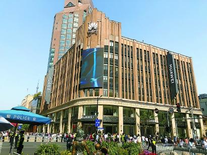 """天富平台测速登陆传感器如""""五官"""",南京大楼在数字世界""""活""""了"""