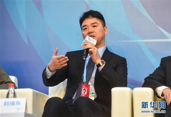 刘强东:农村电商不能光喊口号