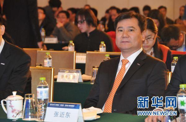 張近東:農村電商市場規模高達十萬億