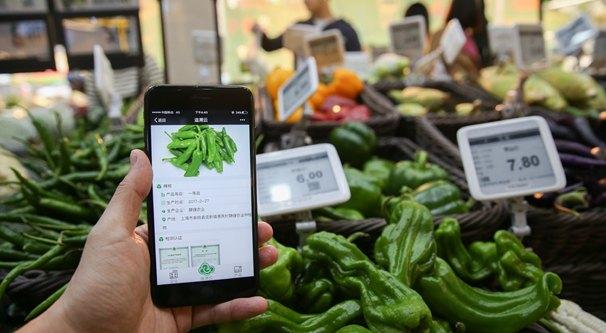 青岛将打造重要农产品追溯体系 推进创新升级