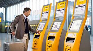 人脸识别安检系统亮相首都机场