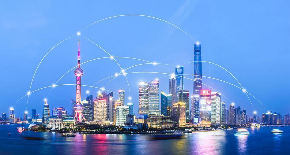 在上海,遇見智慧之城