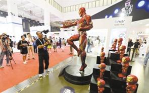 中國機器人市場進入高速增長期