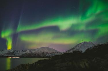 挪威:絢爛北極光