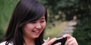 數碼模特小旻帶你走紫竹院公園