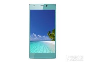 超薄時尚智能機 ELIFE S5.5藍色版上市