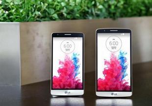 5寸屏LG G3 Beat正式發布
