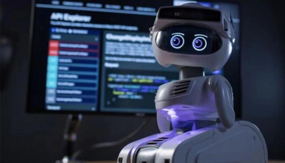 第二代MISTY機器人亮相全球網絡峰會