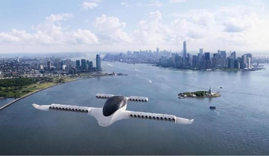 德國創業企業推出未來式電動飛機