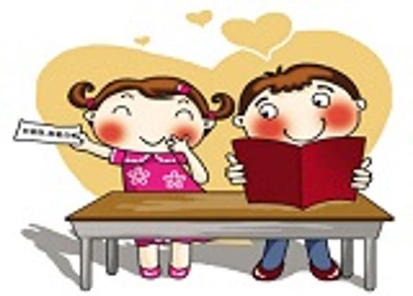 小学生情书看哭网友