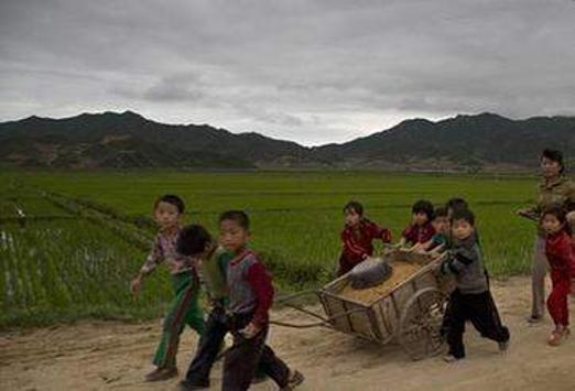 美国摄影师实拍朝鲜盖马高原人民生活