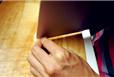 世界第一薄筆記本切菜演示 組圖