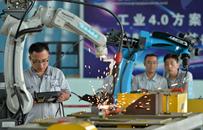 機器人制造助力經濟轉型升級