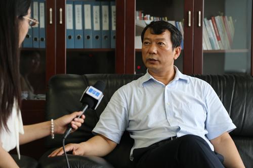 专访实兴腾飞董事长王金龙