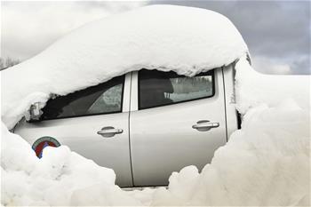 意大利中部地震引發雪崩