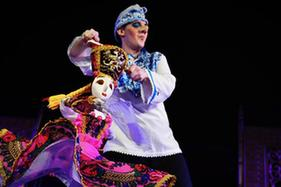 泰國北碧:世界木偶戲展風採