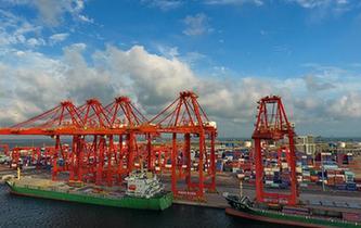 河北省港口1至7月貨物吞吐量超6億噸