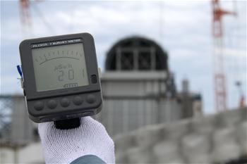 探訪日本福島第一核電站