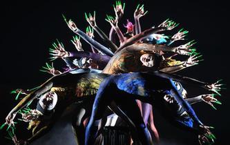 楊麗萍新舞劇《春之祭》在昆明上演