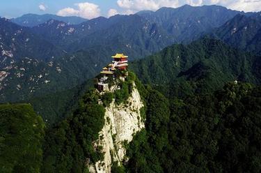 生態中國·擁青攬翠三秦俊