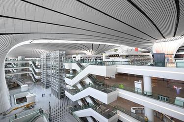 北京大興國際機場投運在即