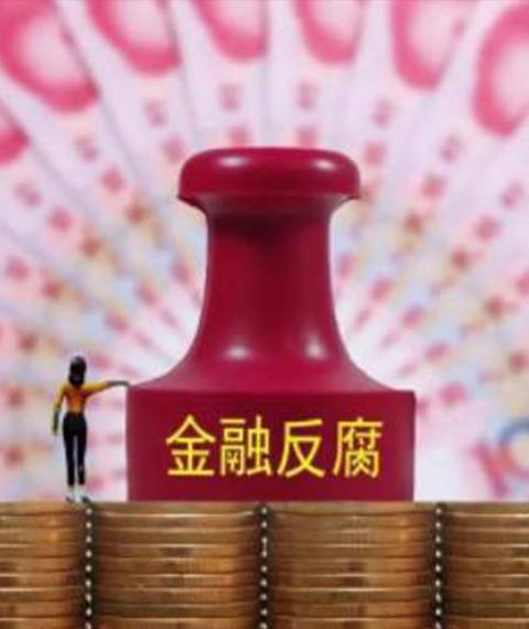 """金融反腐清""""血栓"""",政法嚴打""""燈下黑"""""""