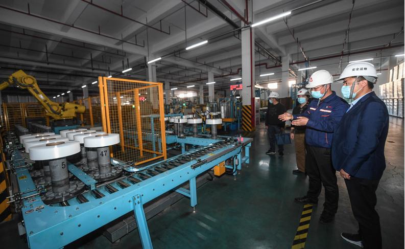 浙江湖州:开展安全生产联合执法大排查