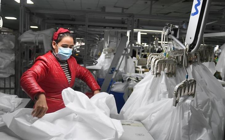 江西南昌:做好防疫工作 助力安全生产