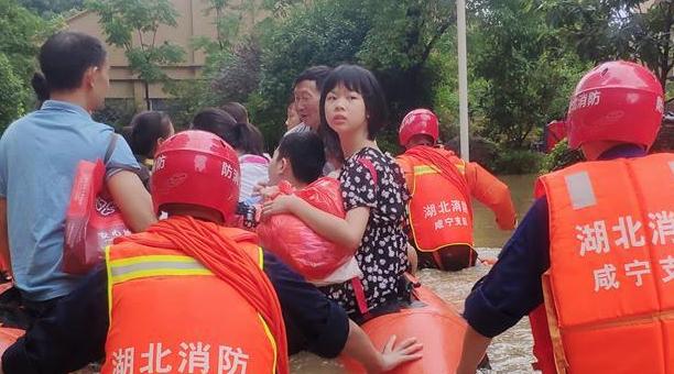 群眾的安全高于一切——湖北統籌部署緊急應對洪澇災害