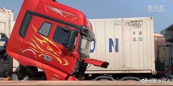 河南禹州回應《大貨車必須裝2000多元視頻監控,否則過不了年審》報道
