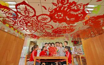 傳統文化教育 浸潤孩子心靈