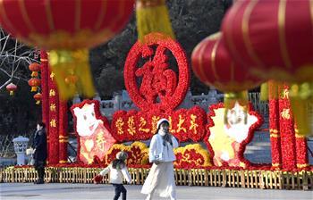 北京:年味漸濃