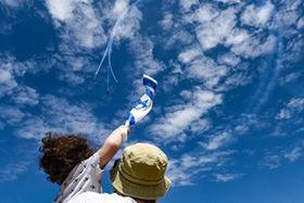 以色列慶祝獨立日