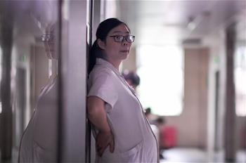 震區的孕婦醫生