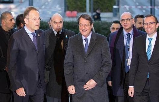 聯合國官員表示對新一輪塞浦路斯和談抱有很高期望