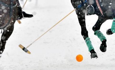豐富多彩的冰雪運動