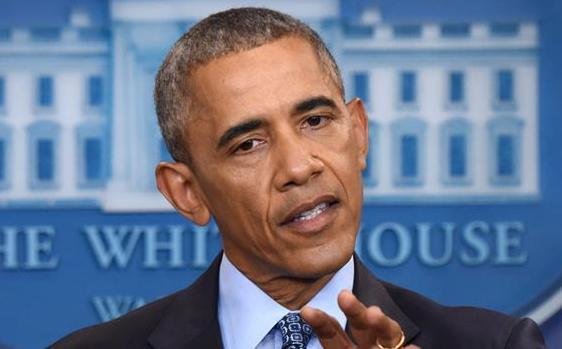 奧巴馬舉行任期內最後一場記者會