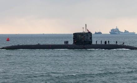 英國核潛艇老舊不堪 情況不樂觀