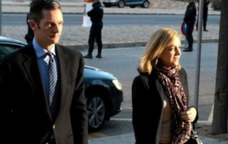 西班牙駙馬挪用公款獲刑6年 公主被控從犯脫罪