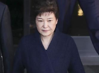 韓國檢方決定申請逮捕樸槿惠