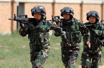 第一支女子特戰連:特戰部隊不容忽視的新生力量