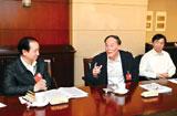 王岐山參加十八屆中央紀委三次全會分組討論