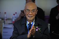 國家文物局原局長、中國收藏家協會名譽會長閆振堂