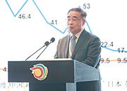 中國中醫科學院院長張伯禮發言