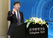 清華大學中國與世界經濟研究中心主任李稻葵教授