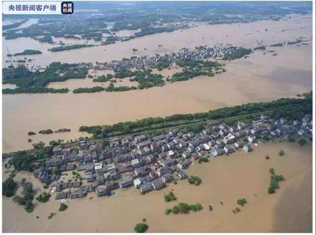 广西启动洪水防御IV级应急响应 多条河流可能出现超警洪水