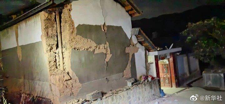 云南漾濞地震致30人死伤 救援全力推进