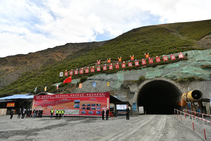 """重走天路看变迁丨""""入藏第一险""""夏贡拉山隧道有望明年建成"""