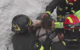 意大利雪崩受災酒店發現10名幸存者